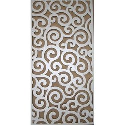 Carving Work On Aluminium / Stainless Steel
