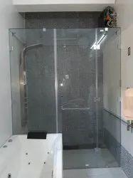 Toughened Glass Shower