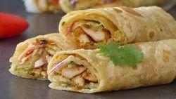 Paratha Wraps