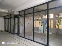 Interior Office Glass Partition