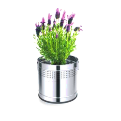 Stainless Steel Planter 15
