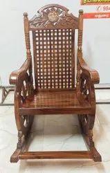 Aram Chair Wood