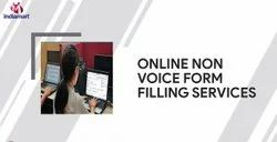 Online Banking Form Filling Services
