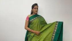 5.5 m (separate blouse piece) Border NARAYAPET SAREES