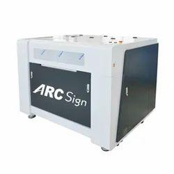 ARC sign 100 watt 6090 Laser Engraving Machine