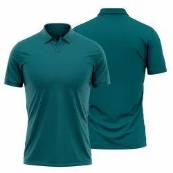Polo T Shirt Blue