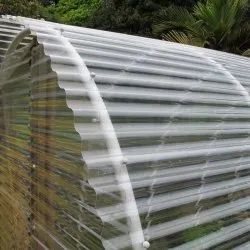 Polycarbonate Profile Sheet, Thickness 1.8 mm