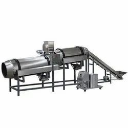 Fully Automatic Puff Making Plant