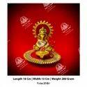 Metal Kala Lord Ganesha God Statue