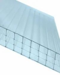 Four-Walled Polycarbonate Multiwall Sheets