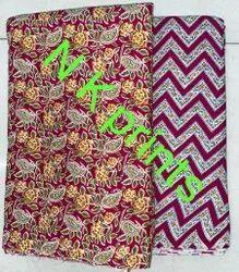 Beutifull Cotton Printed Camrik Fabrics