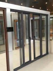 Modern Ral Colours Aldorwin -aluminium Doors & Windows, Size/Dimension: 1830x2440