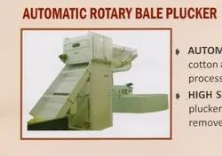 Automatic Rotary Bale Plucker
