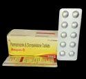 Pantaprazole & Domperidone Tablet