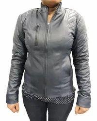Soft Leather Women's Jacket