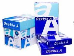 White Double A Copier Paper A4 Size 70 75 Gsm