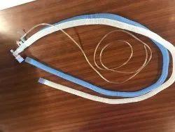 Ventilator Circuit with Proximal Line