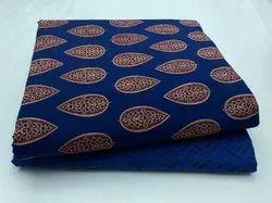 Ajrakh Printed Fabric