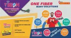 10 Mbps Unlimited Internet Plan