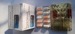 Metformin Hydrochloride 500 Mg , Pioglitazone & Glimepride 1 Mg ( Alu Alu )