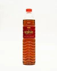 黄色冷压1升Chakresh Mustard油,包装类型:塑料瓶