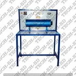 TECH-ED GI Lagged Pipe Apparatus, For Educational Laboratory