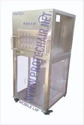 Battery Operated Laminar Air Flow
