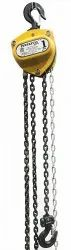 Manual Chain Pulley Blocks - ISI Marked 0.5T x 3mtrs Lift