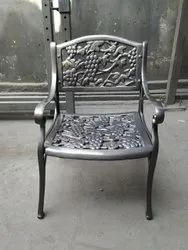 SBH Polished Cast Iron Chair, For Restaurant