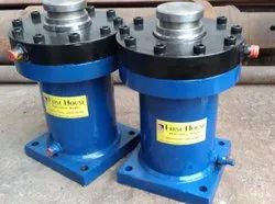 FIRST HOUSE EN8 Mining Hydraulic Cylinders, For Industrial, Capacity: >1000 Ton