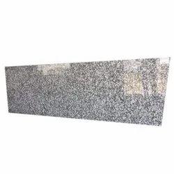 Slab P White Granite, Thickness: 15-20 mm