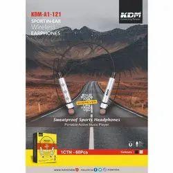 KDM-A1-121 Sports In-Ear Wireless Earphones