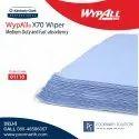 Wypall X70 Wipers / Flat Sheet / Blue / 25.4 Cm X 38 Cm, 1110