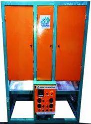 Silver Paper Thali Making Machine