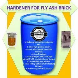 Hardener For Fly Ash Brick