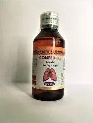 CONEED-DX Dextromethorphan Phenylephrine Cpm, 100 ml