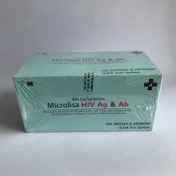Microlisa HIV Ag & Ab (4th Generation)