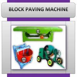 Block Paving Machine