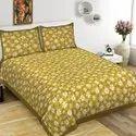 Double Cotton Online Jaipuri Bedsheet