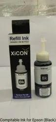 Compatible Ink For Epson (Black)