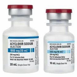 Acyclovir Injection 500 Mg