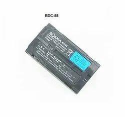 BDC 70/58 Sokkia Total Station Battery