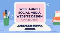 Social Media Website Development