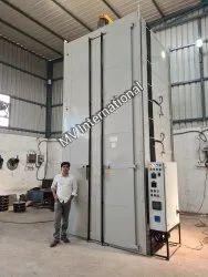 Vertical Industrial Oven