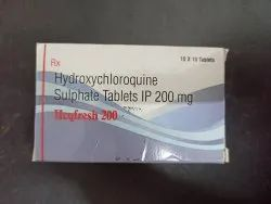 Hydroxychloroquine Sulphate Tablets IP 200mg