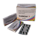 Collagen Peptide Glucosamine Sulphate Chondroitin Sulphate Softgel Capsule