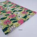 Repid Prints  Cotton Fabric