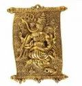 Gold Plated Ganesha Key Holder For Home & Corporate Gift