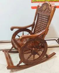 Wooden Rocking Chair For Kids