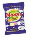Madhu Detergent Powder (Blue) 100 Grams
